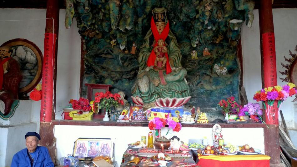 Offerings for Guan Yin